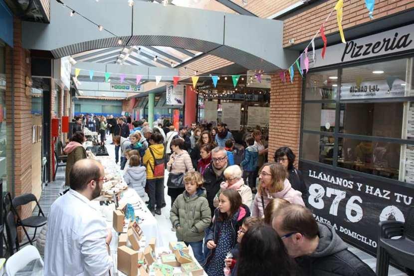 """El primer """"Mercado de Los Porches"""" del año vuelve cargado de novedades y talento este domingo a Los Porches delAudiorama"""